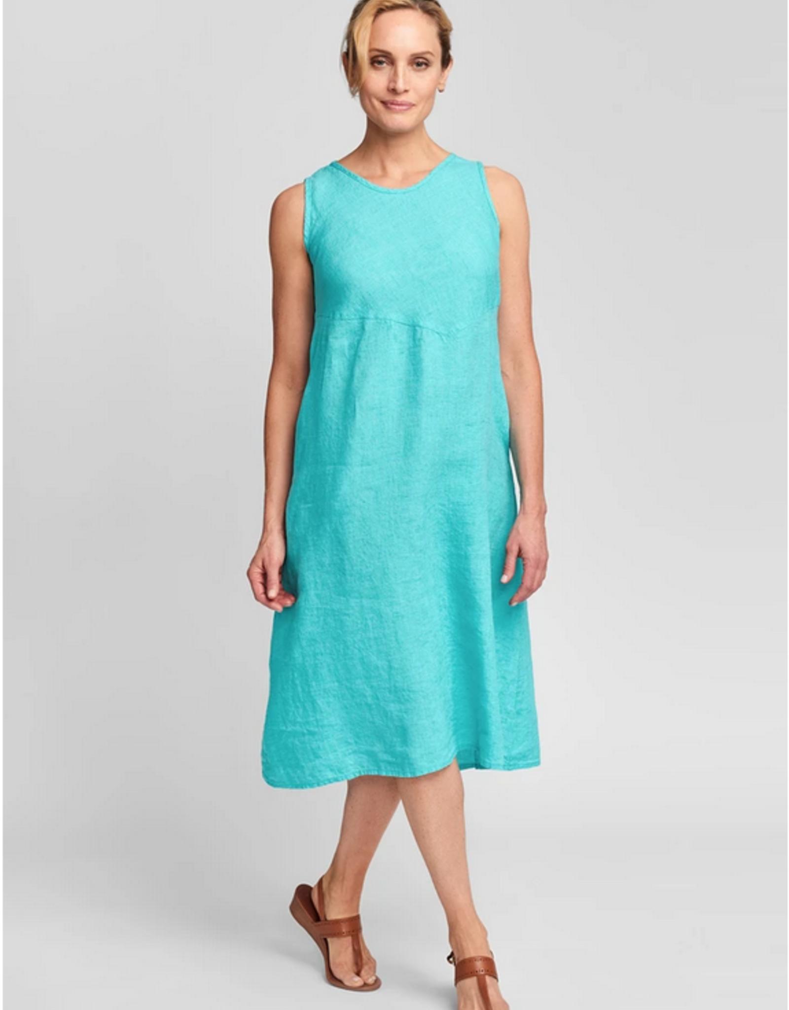 Flax Flax Linen Sunrise Dress 3 Colors