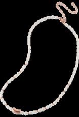Mignon Faget Mignon Faget Red Bean & Rice Necklace