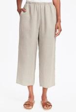 Flax Flax Linen  Flood Pant 2 Colors