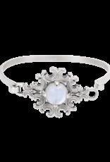 Mignon Faget Mignon Faget Renaissance Doublet Mother of Pearl  Tension Bracelet