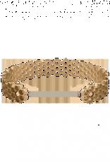 Mignon Faget Hive 3 Cell Cuff Bronze