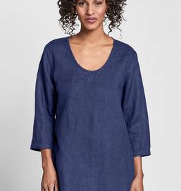 Flax Flax Soft Linen Tunic 2 Colors