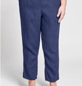 Flax Flax Pocketed Ankle Pant 2 Colors