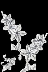 Mignon Faget Mignon Faget Jasmine Flower Crawlers