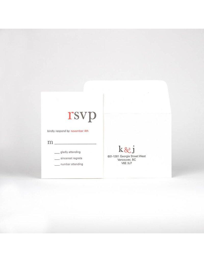 Oblation Papers & Press Kate Envelope Printing