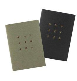 Le Typographe 2 Cahiers Souples