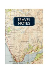 Sukie Travel Notes with Vintage Map Cover