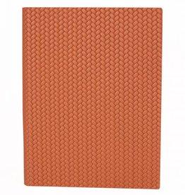 Journal 12x16.5 cm Firenze Orange