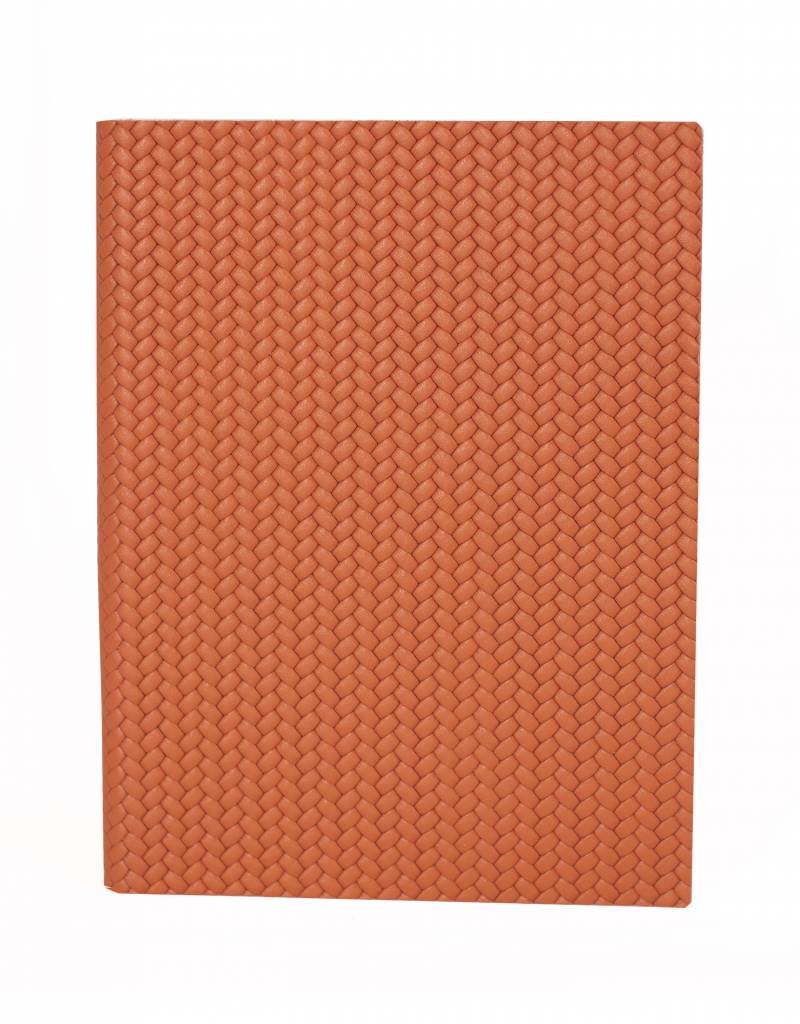 Pinetti Journal 12x16.5 cm Firenze Orange