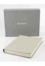 Pinetti Journal 12x16.5 cm Firenze Cream