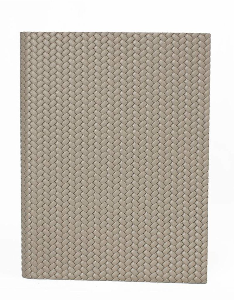 Pinetti Journal 12x16.5 cm Firenze Taupe