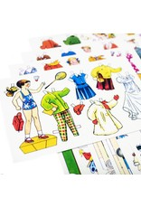 Marc Vidal French Paper Dolls