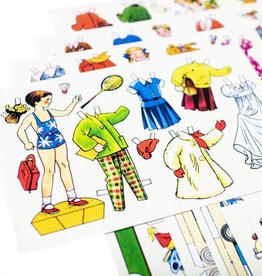 Marc Vidal French Paper Dolls