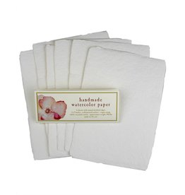 """Oblation Papers & Press 5x7"""" Handmade Watercolor Paper Pack"""