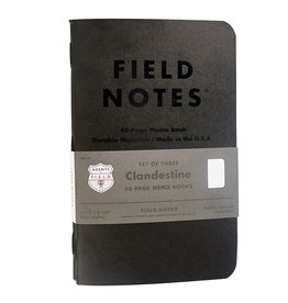 Field Notes Limited Edition Clandestine
