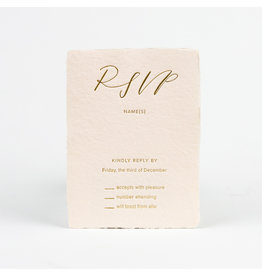 Oblation Papers & Press Gwenyth RSVP Set