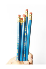 Graphic Anthology She Flies Pencils