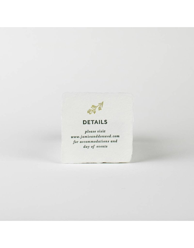 Oblation Papers & Press jamie details card