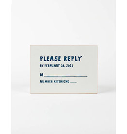 Oblation Papers & Press Sally Reply Set