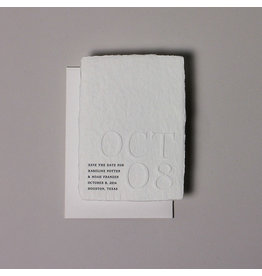 Oblation Papers & Press roma save the date