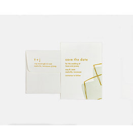 Oblation Papers & Press tessa save the date