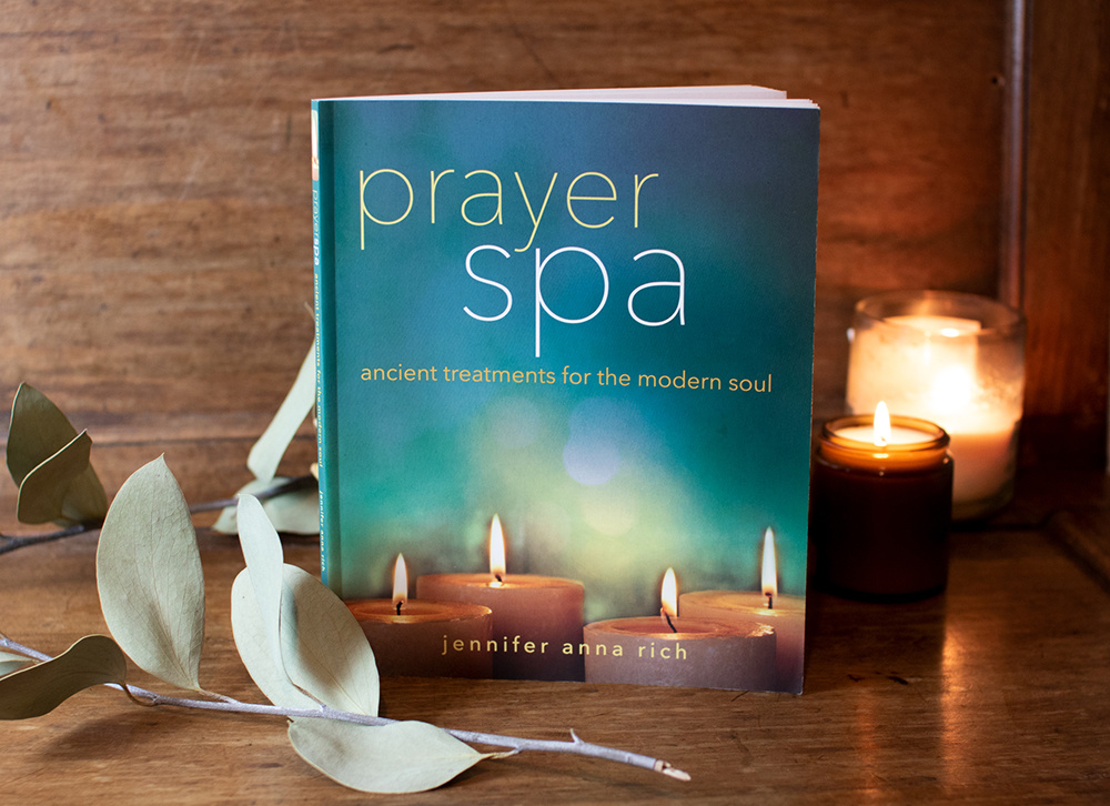 """Prayer Spa"" A New Book by Oblation Founder & Owner Jennifer Rich"