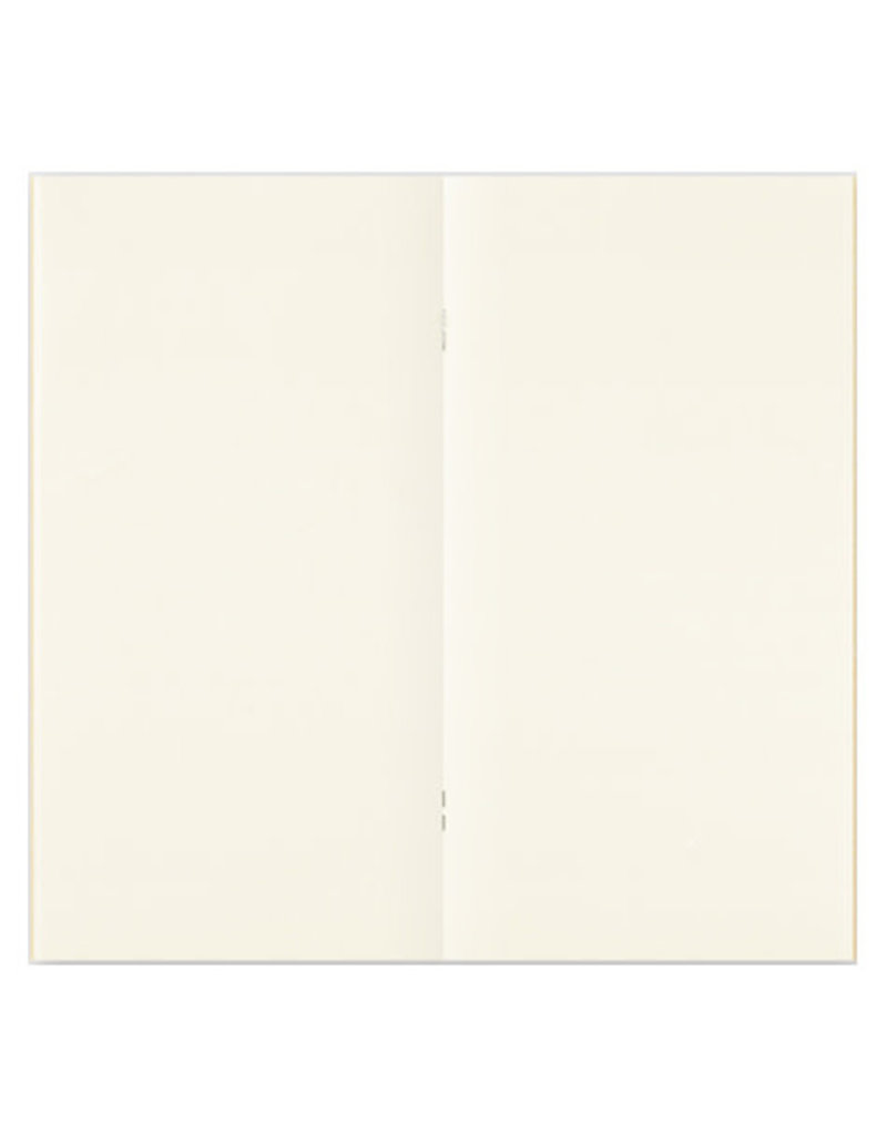 Traveler's Company Refill Blank MD Paper Cream 025