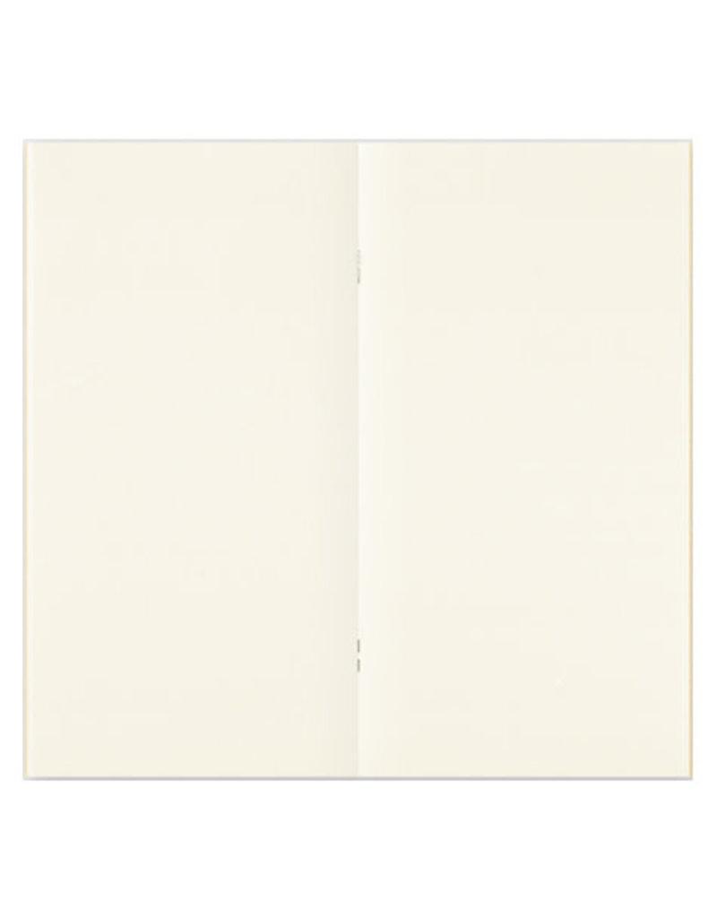 Traveler's Company Refill Blank MD Paper Cream