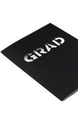 Hat + Wig + Glove Stencil Card - Grad