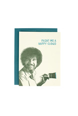 Hat + Wig + Glove Paint Me a Happy Cloud Supreme Card