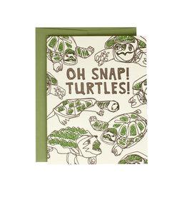 HWG Oh snap! Turtles! Supreme Card