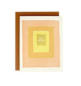 HWG Happy Birthday Boxes Supreme Card