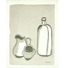 HWG Ceramics Art Print Card
