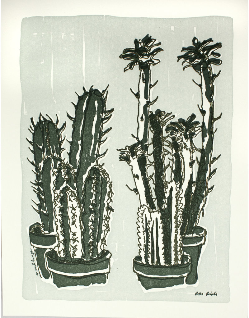 HWG Limited Edition Plants Art Print