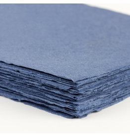 Oblation Papers & Press Handmade Paper - Denim