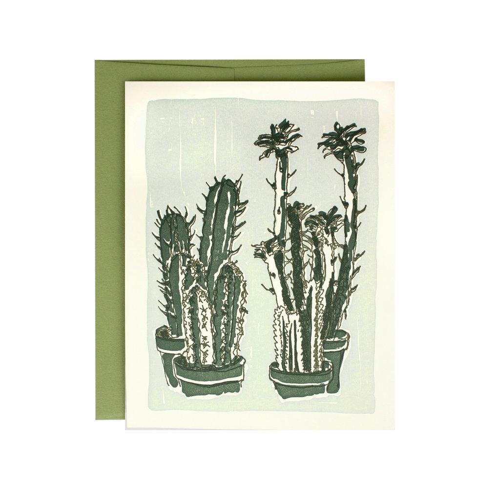 Hat + Wig + Glove Plants Supreme Card