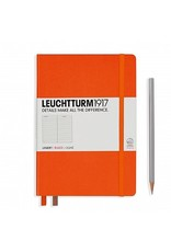 Leuchtturm A5 Medium Notebook Ruled Orange