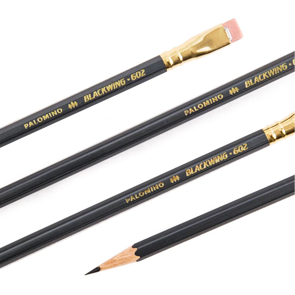 Blackwing Blackwing 602 Grey Pencil (Firm) Box of 12