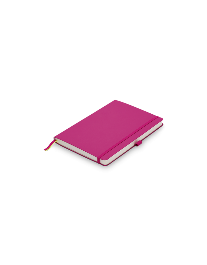 Lamy A5 Lamy Notebook Softcover Pink
