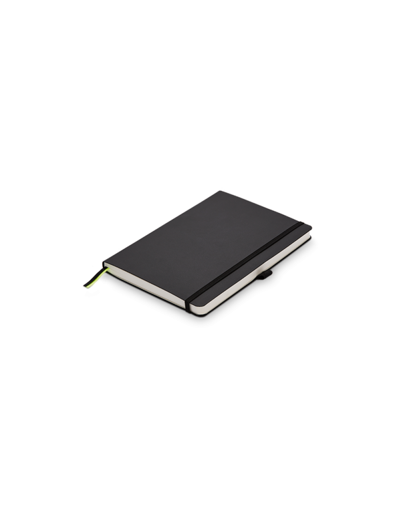 Lamy A5 Lamy Notebook Softcover Black