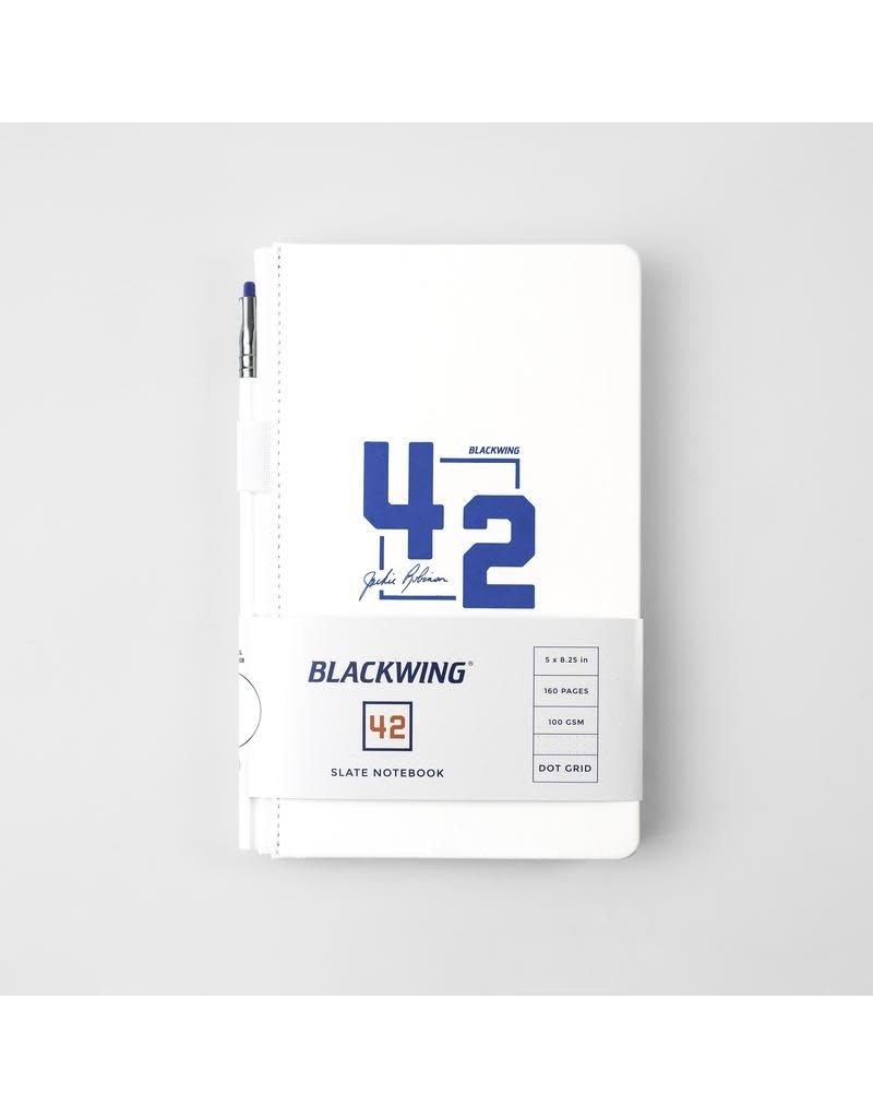 Blackwing Blackwing 42 Slate Notebook Dot Grid