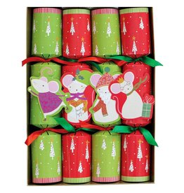 Happy Mice Christmas Crackers