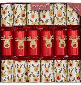Racing Reindeer Party Crackers