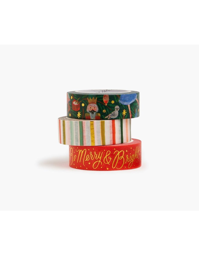 Nutcracker Paper Tape