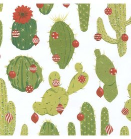 MERRY CACTUS WRAP ROLL 8 FT