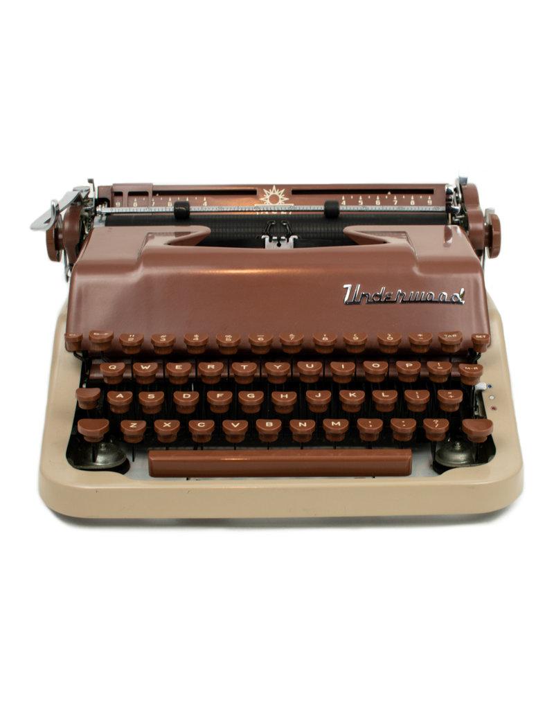 Underwood Ace Typewriter