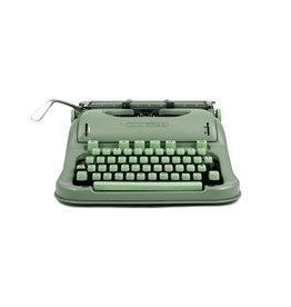 Hermes 3000 Suisse Mint Typewriter