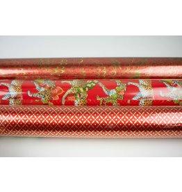 Royal Reds Roll Wrap Trio