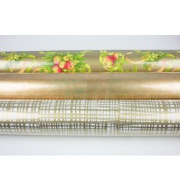 Ornate Metallics Roll Wrap Trio
