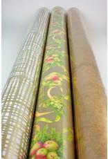 Ornate Metallics Roll Wrap Trio